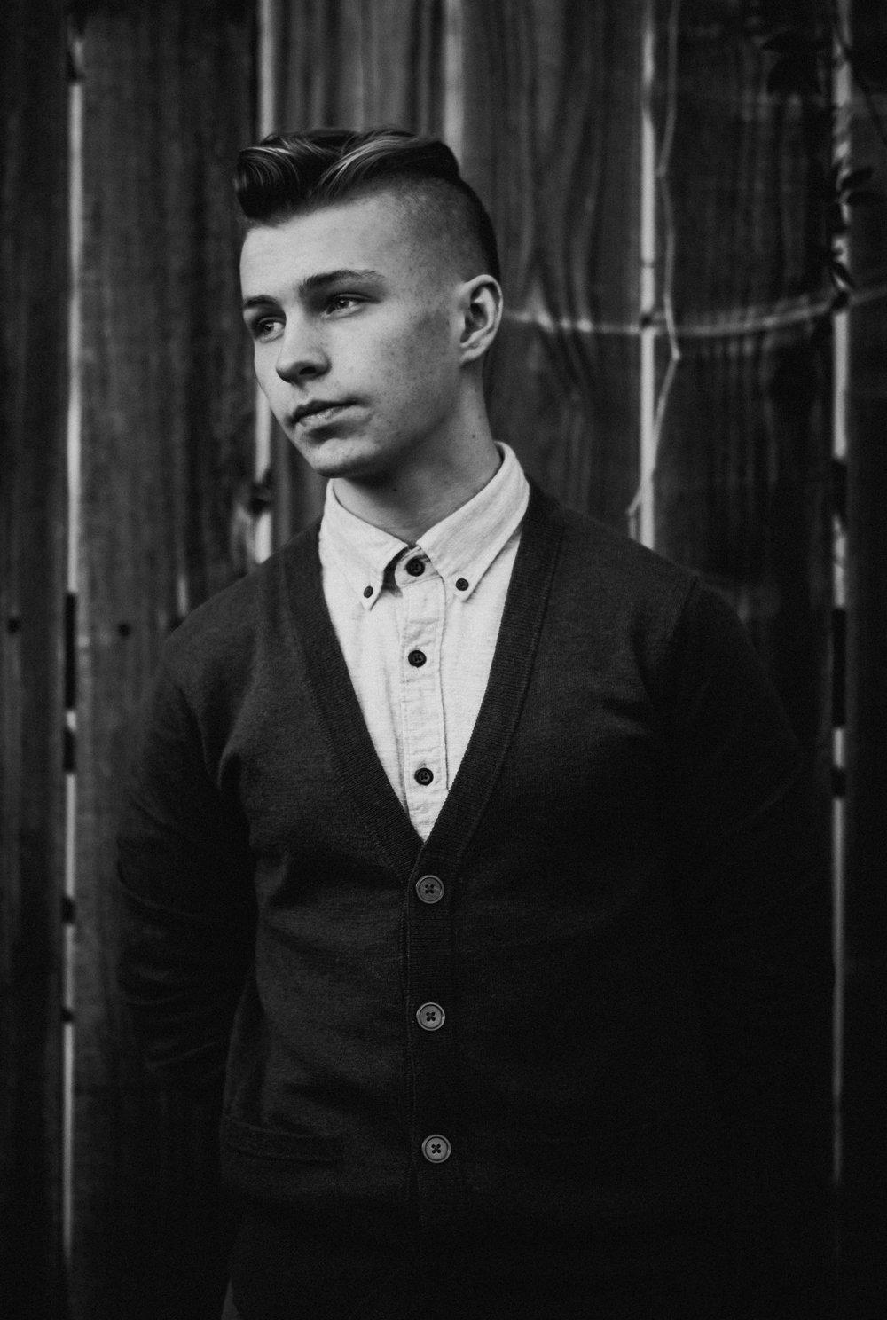 Micah Portrait