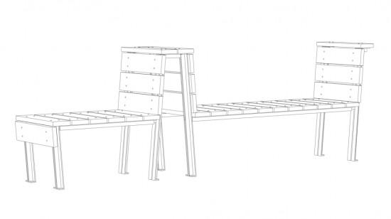 5° Bench