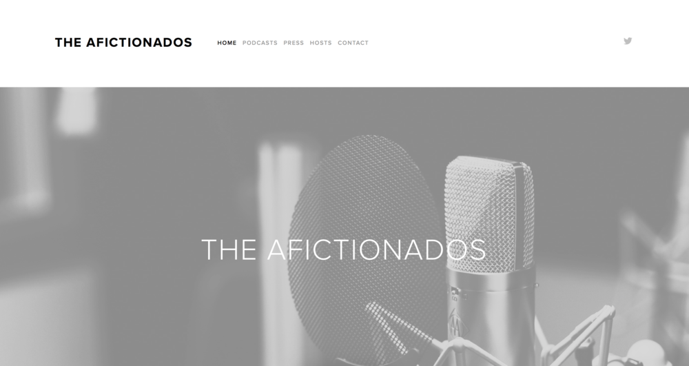 the afictionados - brought to you by the afictionados podcast network, theafictionados.com is a one-stop hub for AF's many podcasts.
