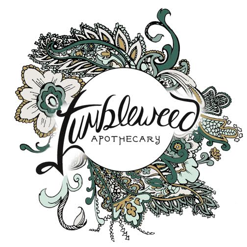 Tumbleweed Apothecary Logo Silver Shade Group Interview Series