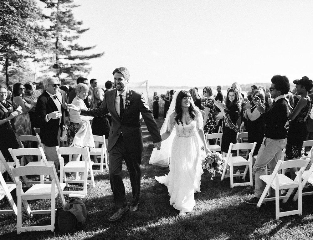 Stout's Island Lodge Wedding Photographer