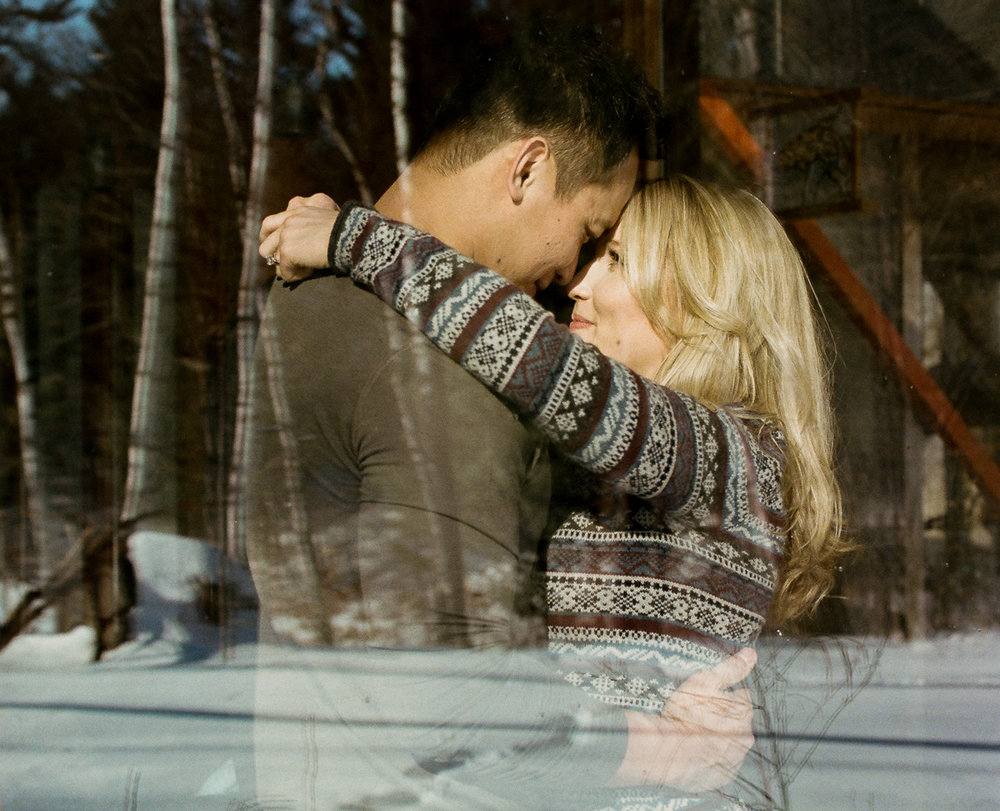Northwoods Engagement Session on film-15.jpg
