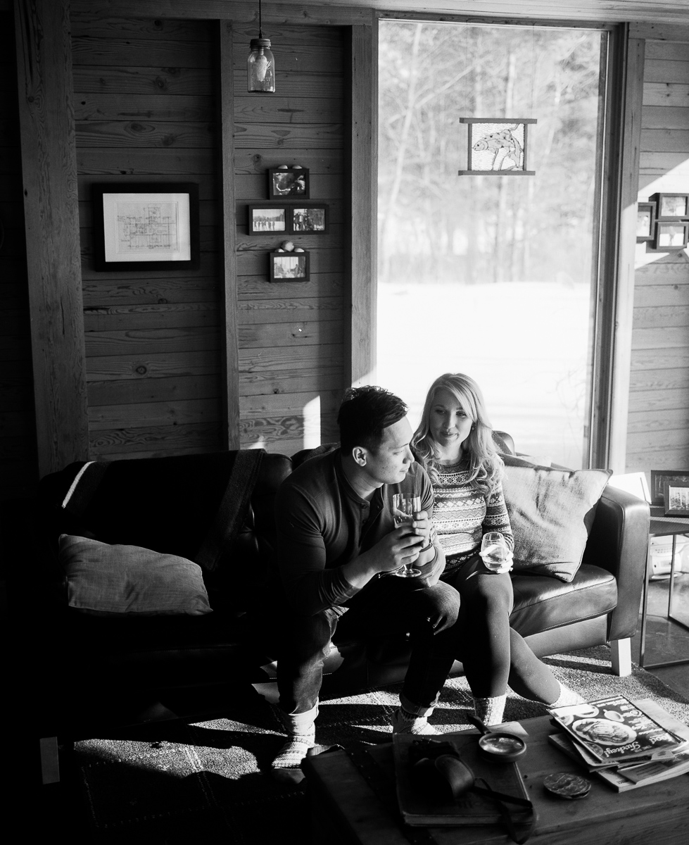 Northwoods Engagement Session on film-36.jpg
