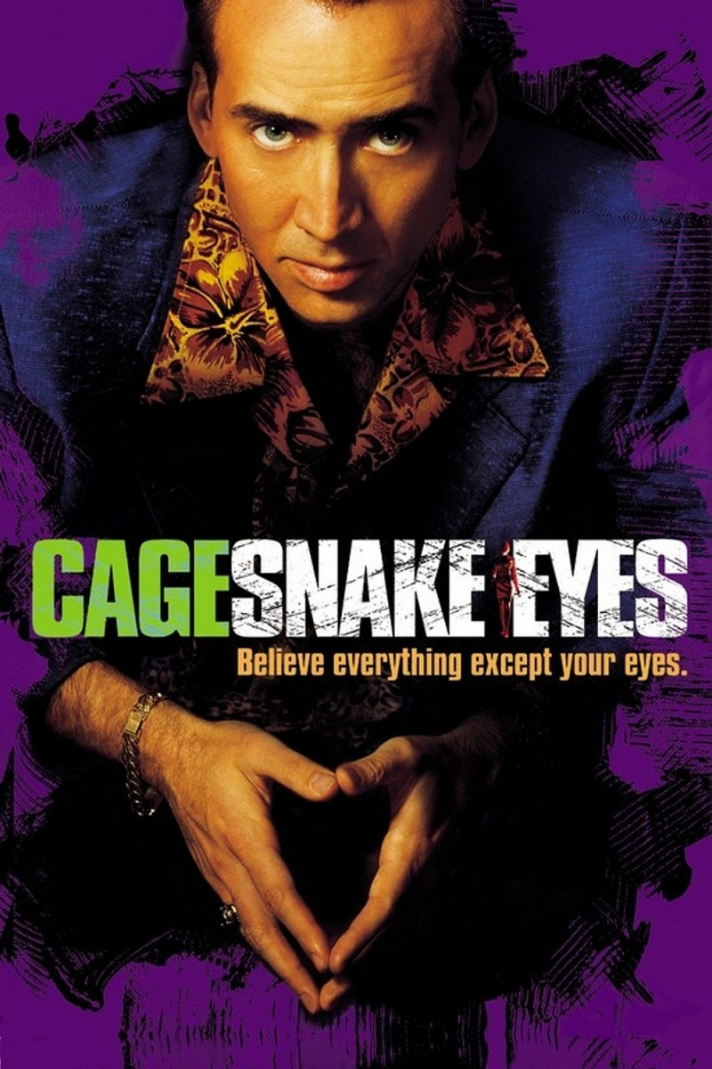 Just so we're clear, this movie  isn't  called CAGE SNAKE EYES, but it might as well be.   Image credit: byt.wpengine.netdna-cdn.com