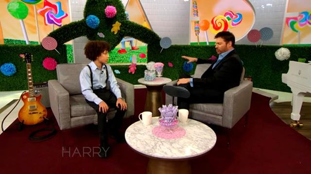 Thank you @harryconnickjr for bringing me on your show!