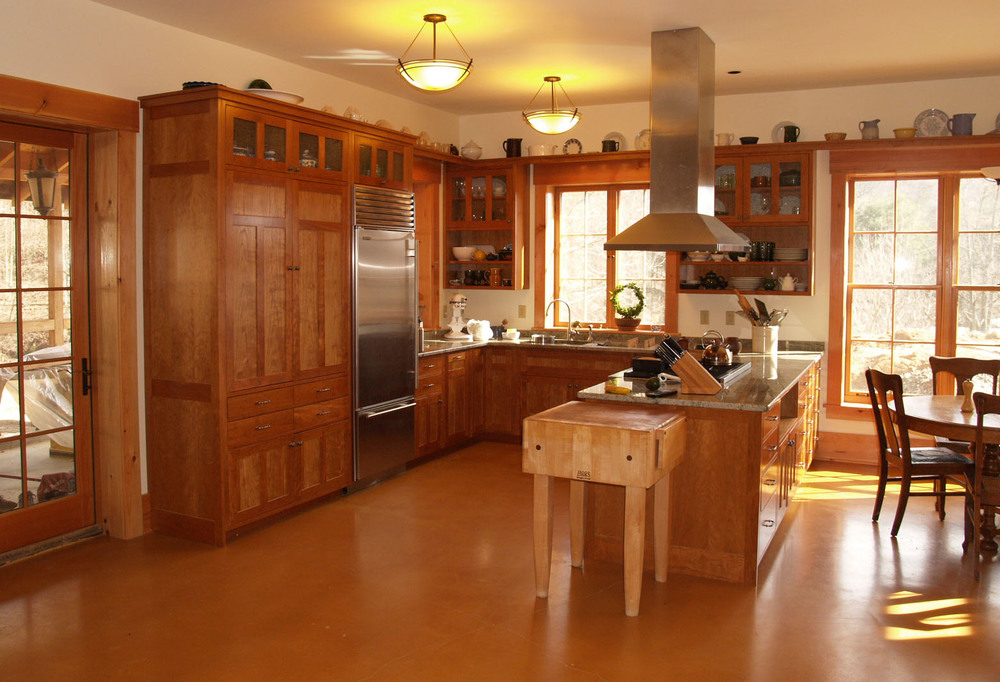 Interior, Kitchen