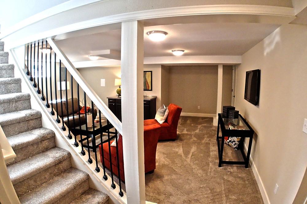 Interior, Stair