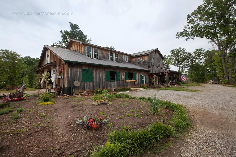 Cold Creek Farm in Dawsonville, GA