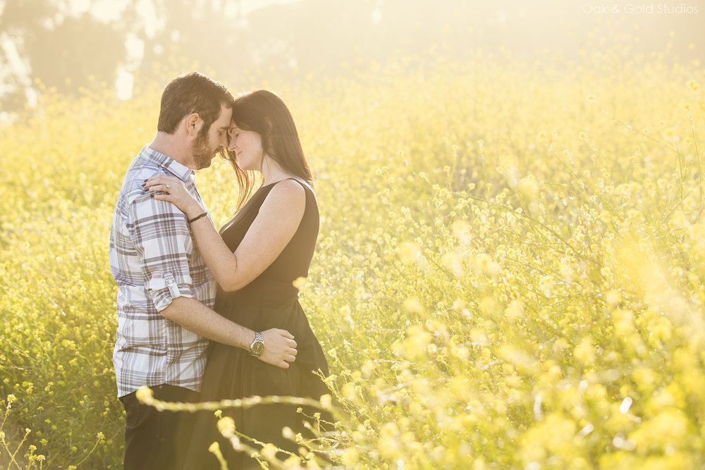 wildflower engagement