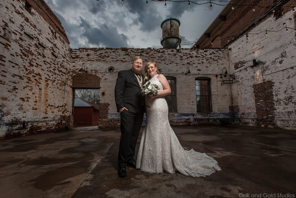 bride and groom portrait at the engine room.jpg