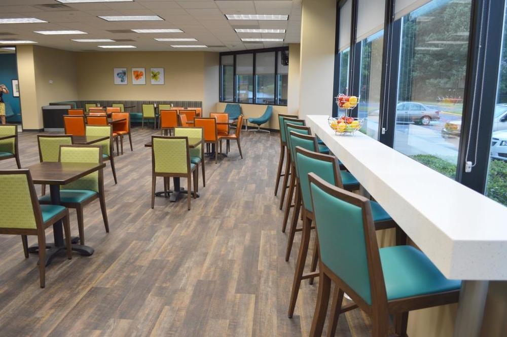 Chartway 1st Floor Cafe