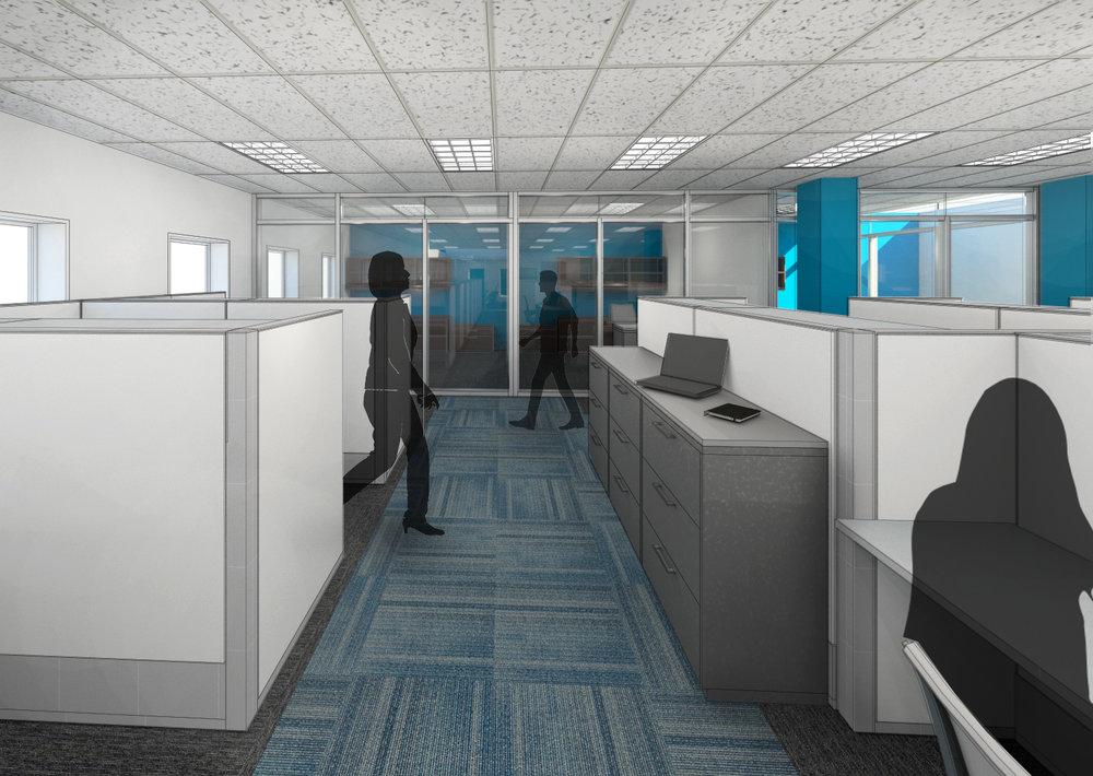 HR Department Office