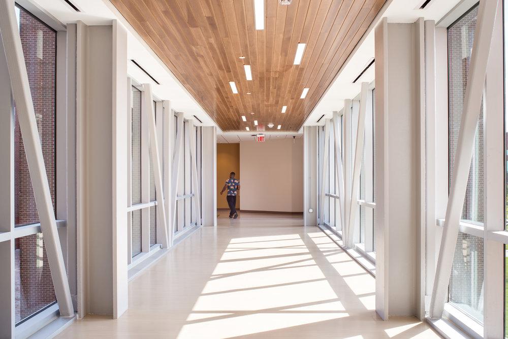 Norfolk State University Within Interior Design