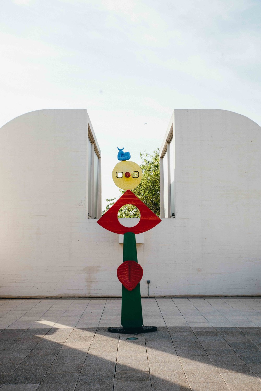 La Fondation Miró