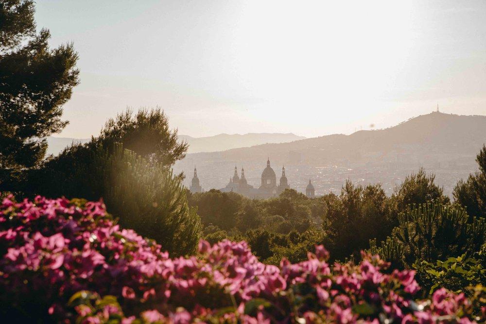 Parc du château de Montjuic