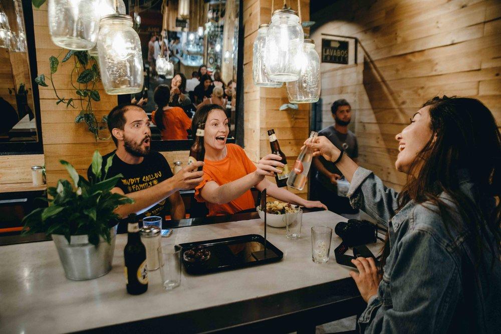 Restaurant  Macchina