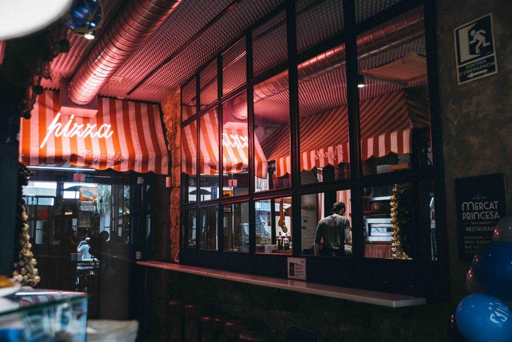 Restaurant  Merkat Princesa