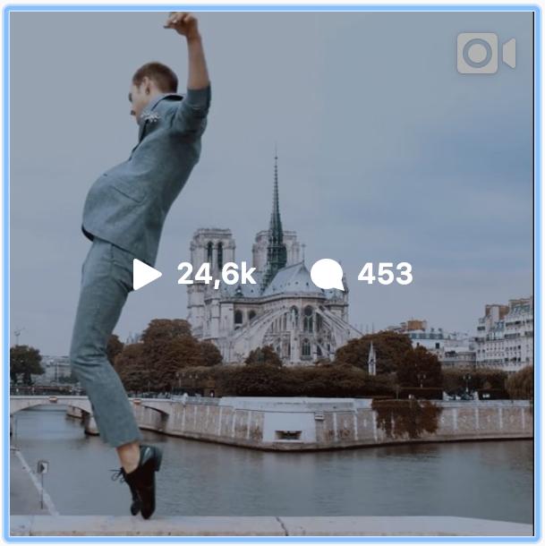 Romain Costa's Instagram