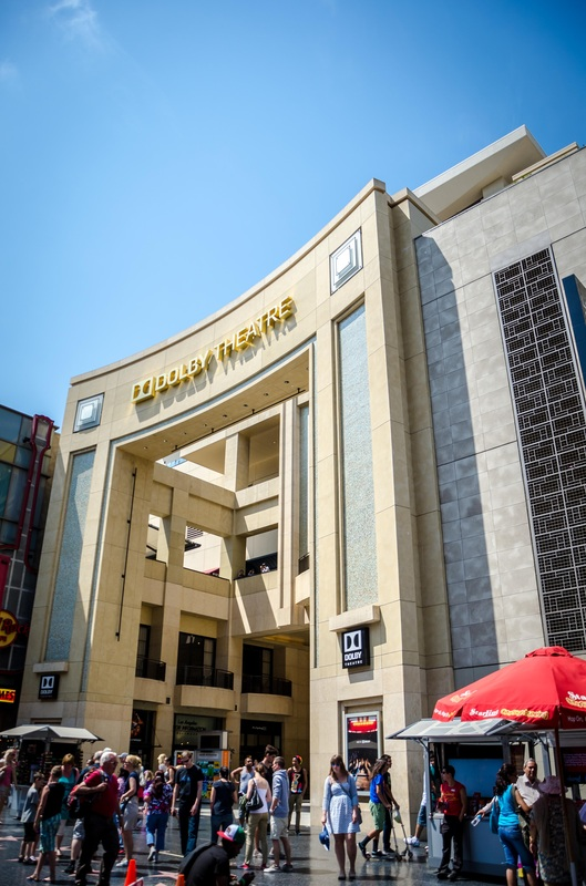 Dolby Theatre –  Home of The Academy Awards