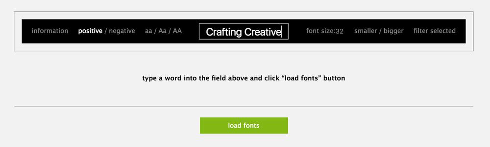 Create a wordmark logo