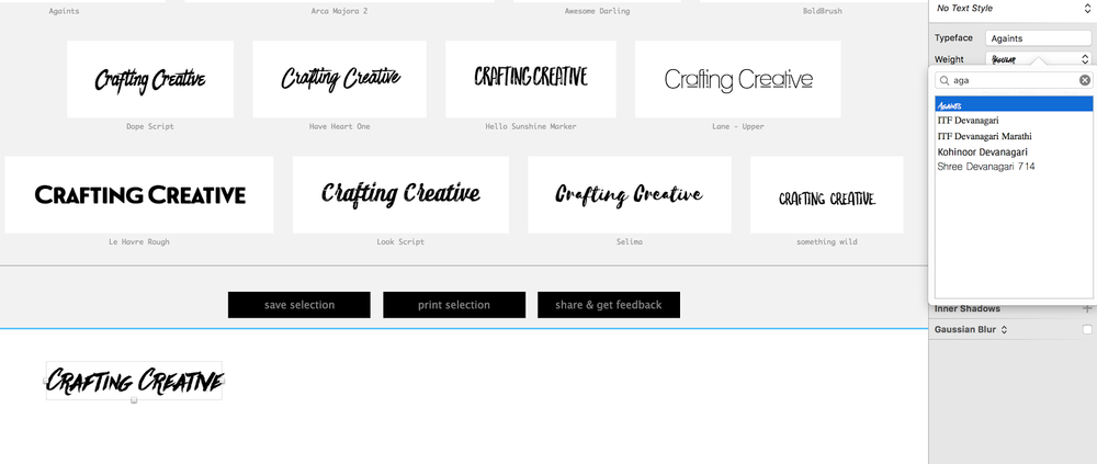 Open your screenshot in Adobe Illustrator