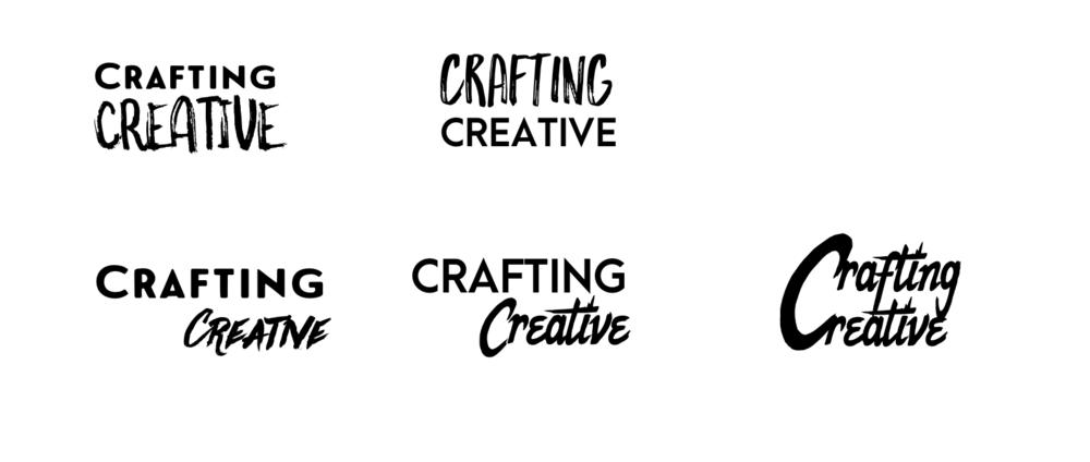 your DIY designed logo