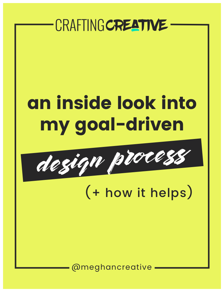 So what's goal driven design? Here are the 3 key pillars, plus a free worksheet and a rapid-fire lesson on the 8-E's of goal driven design to get you started.