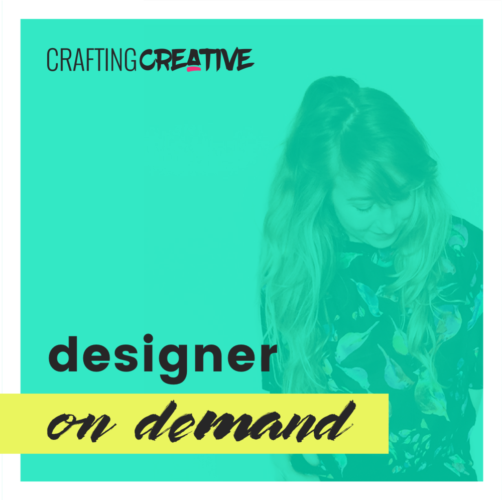Designer on Demand Squarespace Support + Customizations in 48 hours or less.
