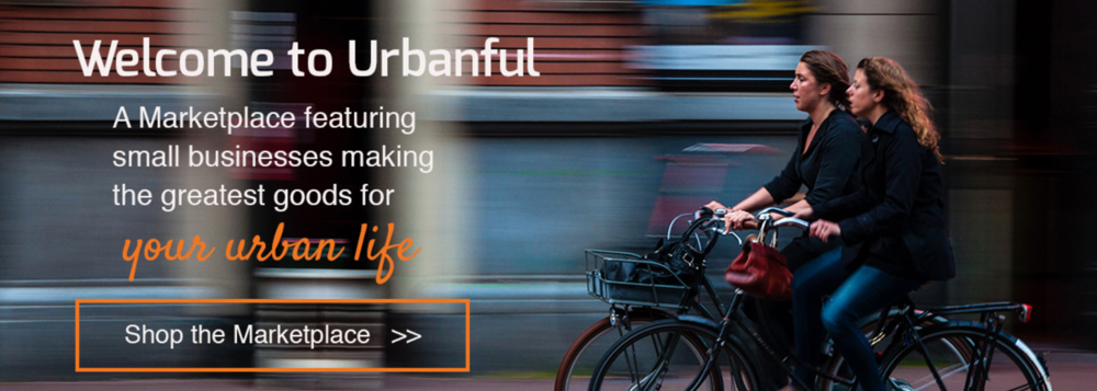 urbanful website screenshot