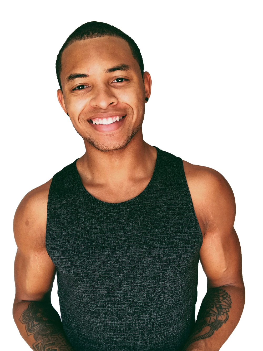 DeAndre Sinette  · RYT and creator of   Yoga With DeAndre