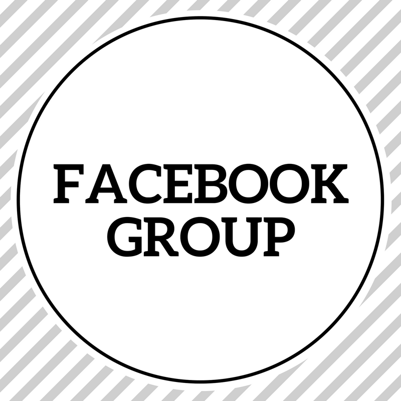 join our closed Facebook Group