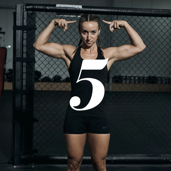 Vanessa Gebhardt Training Specialist  Freeletics