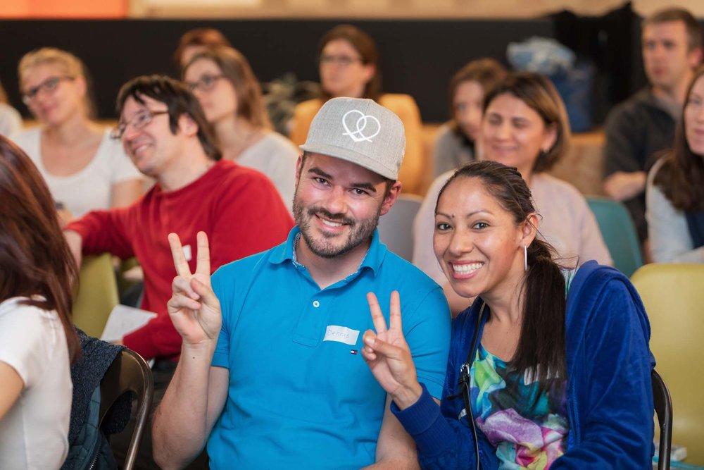 happy people workshop