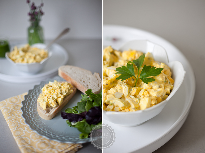 Egg Salad (the best ever...)