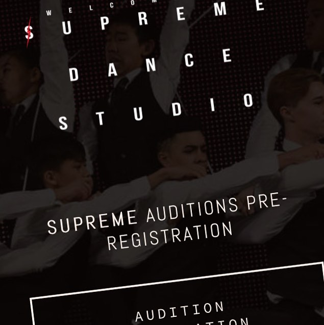 Pre-Register for the Supreme Contemporary Auditions today! Auditions will be held this Sunday August 19th from 2-4pm. Please note all dancers must be in a leotard with hair in a bun. #wearesupreme #supremedancestudio #supreme #dance #contemporarydance #audition #letsgo