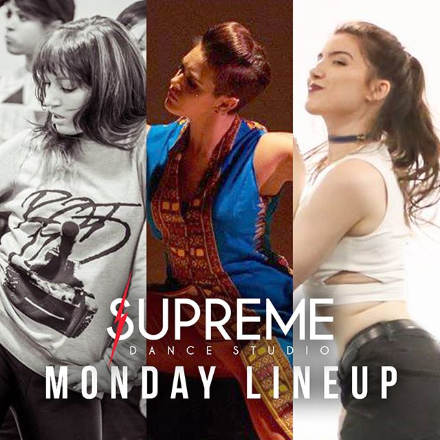 Supreme Monday Line Up!!! #wearesupreme #supremedancestudio #supreme #dance #skokie #chicago #firstday