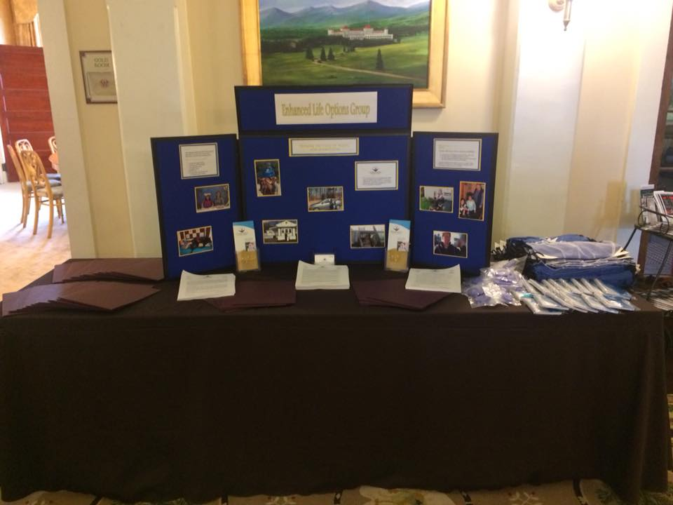 FAmily support conference 2018 at the Mt. Washington hotel