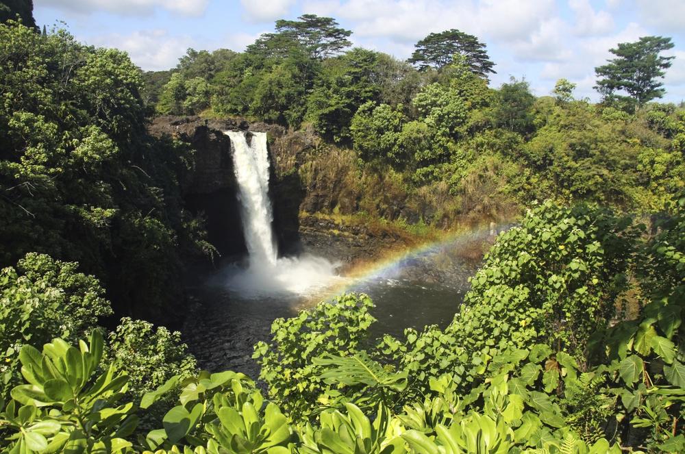 Waianuenue, Wailuku, Hilo, Hawai`i