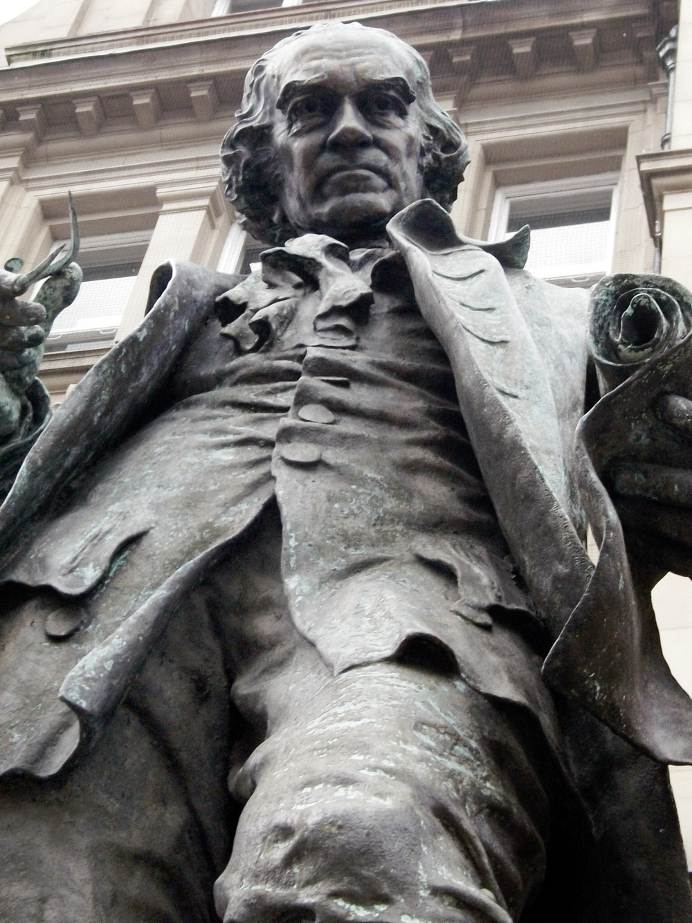 James Watt Statue   by  DncnH  is  licensed under   CC BY 2.0.
