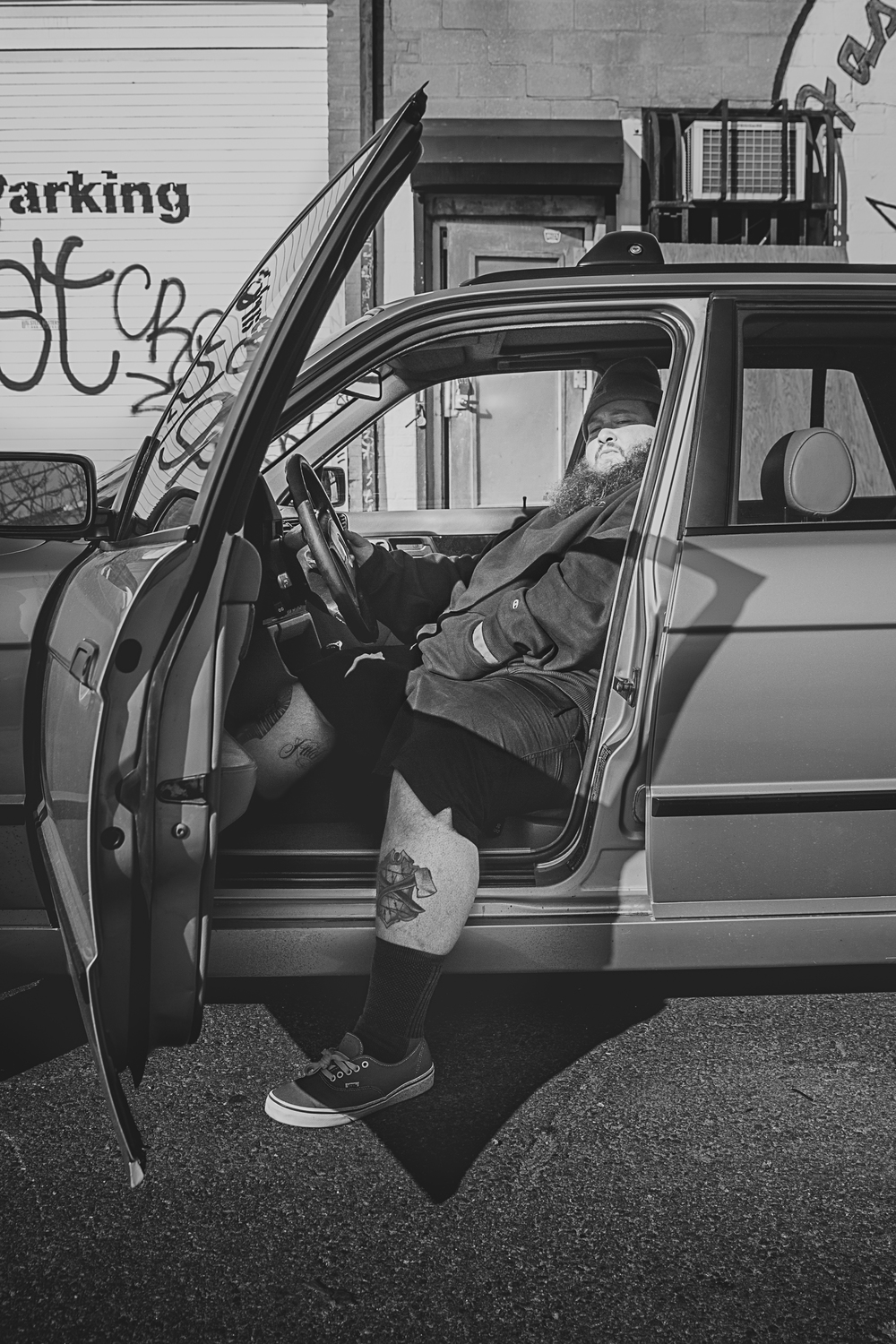 Frank Wang  - NYC Music & Portrait Photography - Action Bronson