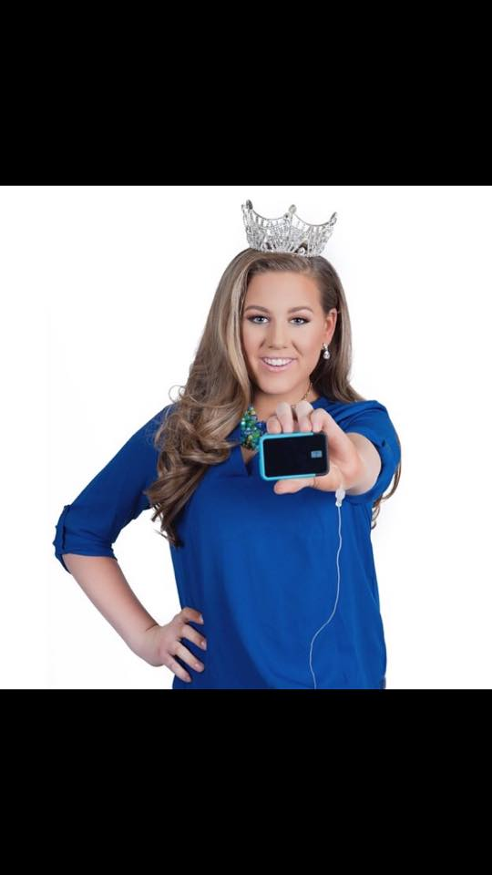 pageant queen with type 1 diabetes