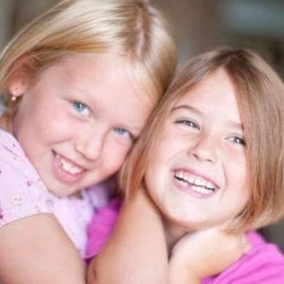 sisters with type 1 diabetes