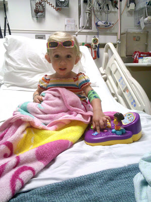 Diagnosed August 5, 2010