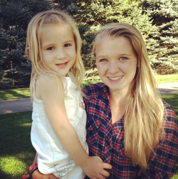 Caidence and Lizzie