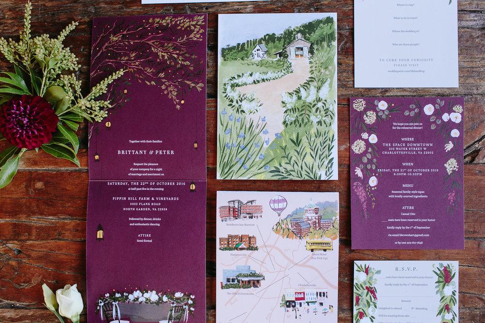 A Beyoutiful Fête Events & Design Pippin Hill Farm Wedding Charlosville Virginia50.jpg