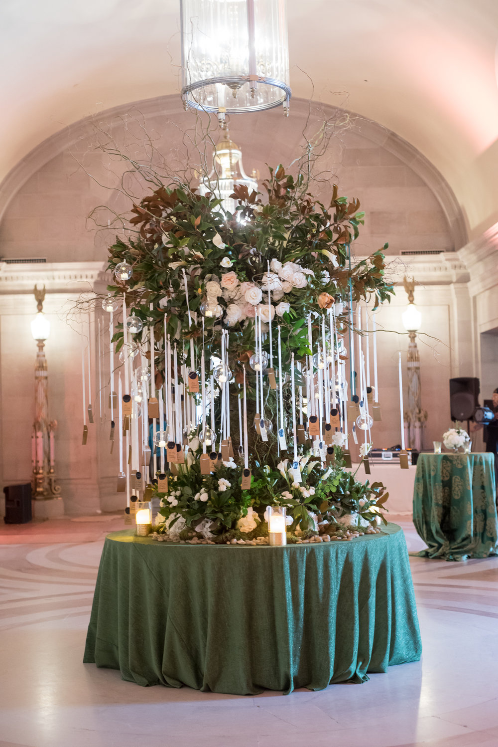 Wedding Escort Card Display Andrew Mellon DC Luxury Wedding Planner A Beyoutiful Fete Events and Design