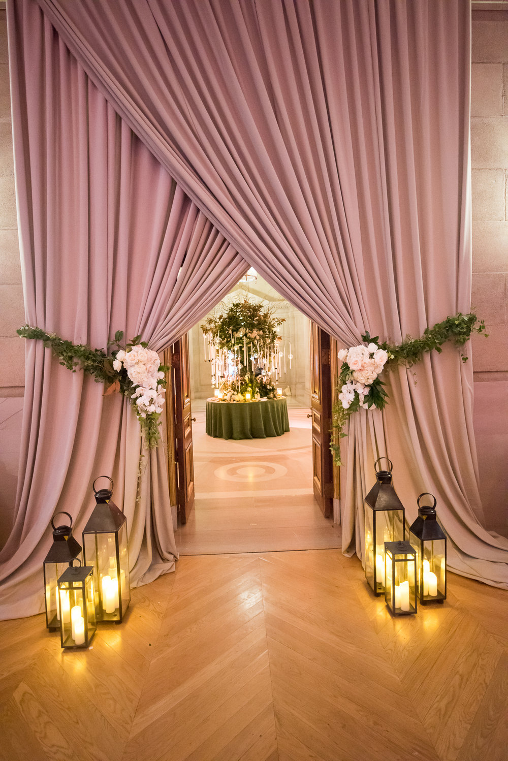 Wedding Entrance Andrew Mellon DC Luxury Wedding Planner A Beyoutiful Fete Events and Design