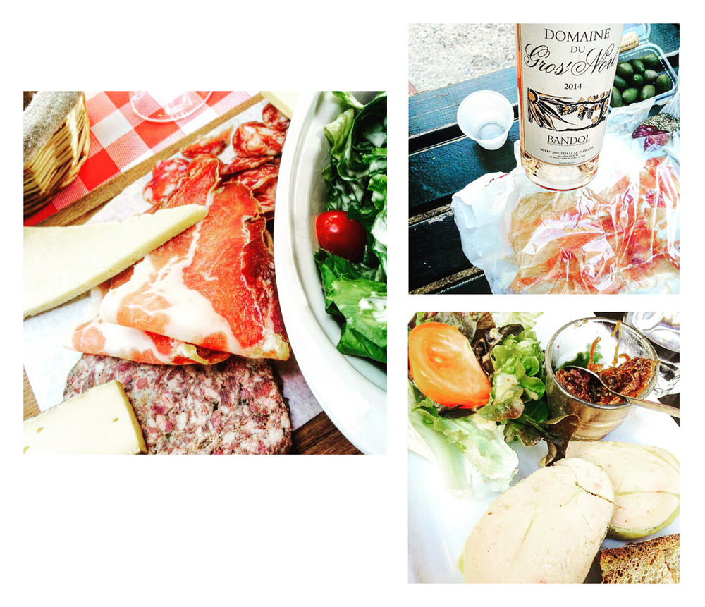 All kinds of deliciousness in Paris (photos by @jennalogic)