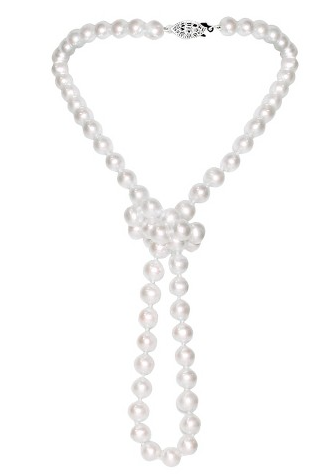 Target Allura Pearl Necklace