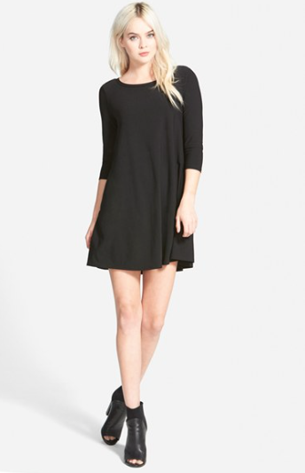 http://shop.nordstrom.com/s/leith-crepe-trapeze-dress/3971987?origin=keywordsearch-personalizedsort&contextualcategoryid=0&fashionColor=Black&resultback=226
